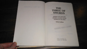 The Three of Swords by Fritz Leiber