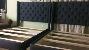 Upolstered headboards and Bedframes