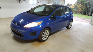 2011 Ford Fiesta Low Kms!!!