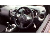 2015 Nissan Juke 1.2 DiG-T Acenta 5dr Manual Petrol Hatchback