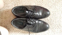 Rockport black dress shoes size 9