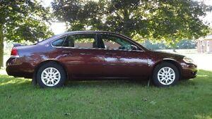 2007 Chevrolet Impala LS Sedan London Ontario image 3