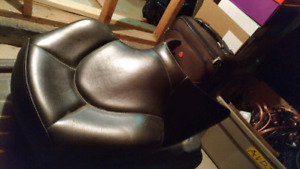 Russell BMW r1200gs premium front seat