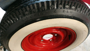 White wall tires