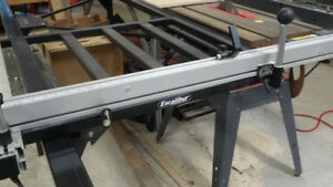 Excalibur Sliding Table & Table Saw