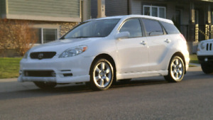 Get this Rare XRS with 2ZZ-GE Motor new tires cold air intake