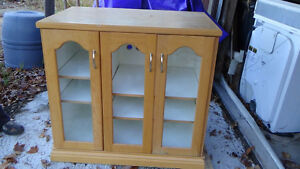 Wooden Hutch in good condition