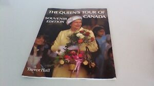 The Queen's Tour of Canada Souvenir Edition