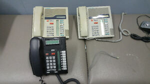 7 Digital Telephones + Digital Box