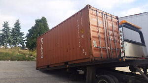 Used Shipping and Storage Containers Available for Sale