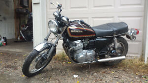 1978 cb750 / Xs 650 / fz 750 . CT 90 . Motivated to sell