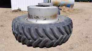 20.8 x 42 tires and rims for sale
