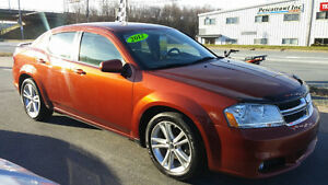 2012 DODGE AVENGER SXT ......4.69% FINANCING AVAILABLE!!!!
