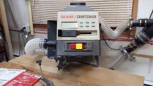 "Craftsman Cabinetmaker 10"" Electronic Radialarm Saw West Island Greater Montréal image 3"