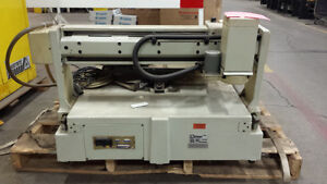 Hermes Vanguard 7000 Engraver Machine - good condition  The engr