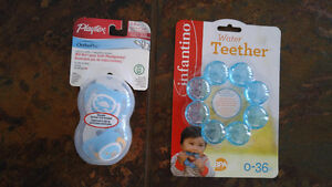 Brand New In Box! Teether and Soother