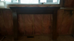 Fireplace Mantle *free*