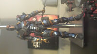 Playart Deathstroke Figure