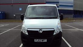 2012 Vauxhall Movano 2.3CDTI 16v ( 125ps ) ( Euro V ) RWD L3H1 LWB 3500 HD