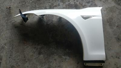 Tesla Model S Nearside Passenger Wing White