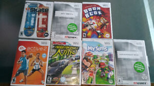 Wii Jeux / Games