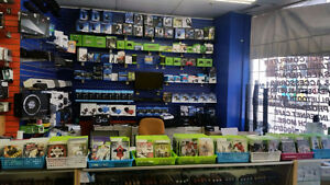 xbox,ps,nintendo,wii games & all accessories and consoles sale