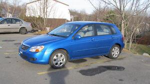 2008 Kia Spectra5 LX Wagon