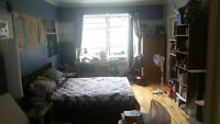 Large heated 2-bedroom perfect for students!