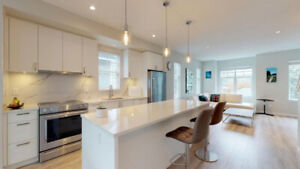 Designer's Townhome Port Moody Central