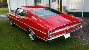 1969 Ford Fairlane 500 Fastback Sportsroof