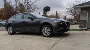 2015 Mazda 3 GS with Android Auto / Apple Car Play -2019 Upgrade