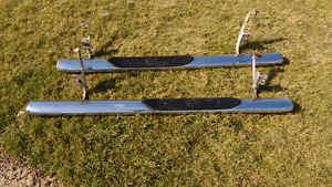 Dodge Ram step bars with brackets 2002-2008 regular cab $100