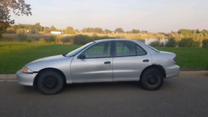 2001 Manual Chevrolet Cavilier for Parts