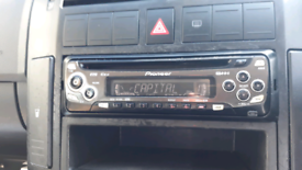 pioneer cd radio player £20