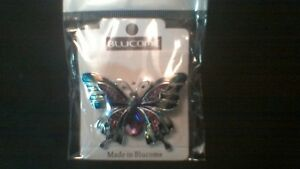 Women's Enamel Butterfly Pin Up Brooch--------$10.00