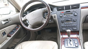 1998 Acura RL Sedan/ price reduced for quick sell