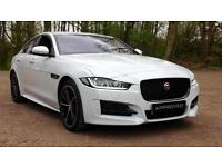 2016 Jaguar XE 2.0d R Sport 180 VERY HIGH SPE Automatic Diesel Saloon