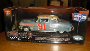 1:18 Scale 1952 Hudson Hornet Hwy61/DCP Mint In Box