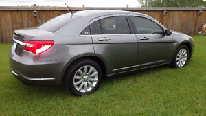 2012 Chrysler 200-Series Touring Sedan