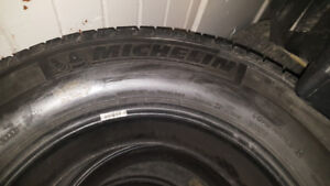 4xLT275/65R18 Michellin Tires Used