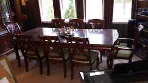 Large Dining Suite for 8