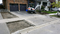 Demolition, excavation and bobcat services