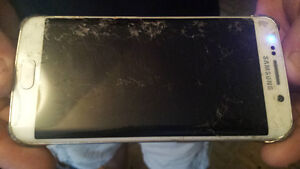Galaxy S6Edge as is Stratford Kitchener Area image 2