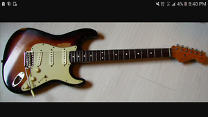 Fender Stratocaster **Wanted**