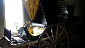 Single Horse Doctors Buggy for Sale..Late 1800's - Early 1900's