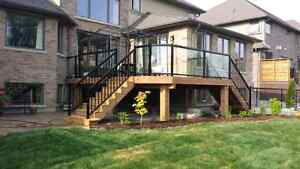 Custom Decks, Pergolas, Fences and Structures Kitchener / Waterloo Kitchener Area image 4