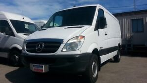 "2008 Dodge Sprinter DIESEL, 3.0 V6, 144""WB, Accident Free"