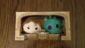 BRAND NEW IN BOX SDCC EXCLUSIVE STAR WARS TSUM TSUM BOX SET