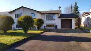 Full House for Rent on Fir Street Prince George British Columbia image 1