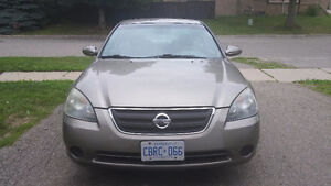 2003 Nissan Altima 2.5 S - NEED GONE ASAP